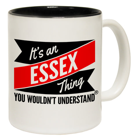 123t New It's An Essex Thing You Wouldn't Understand Funny Mug, 123t Mugs