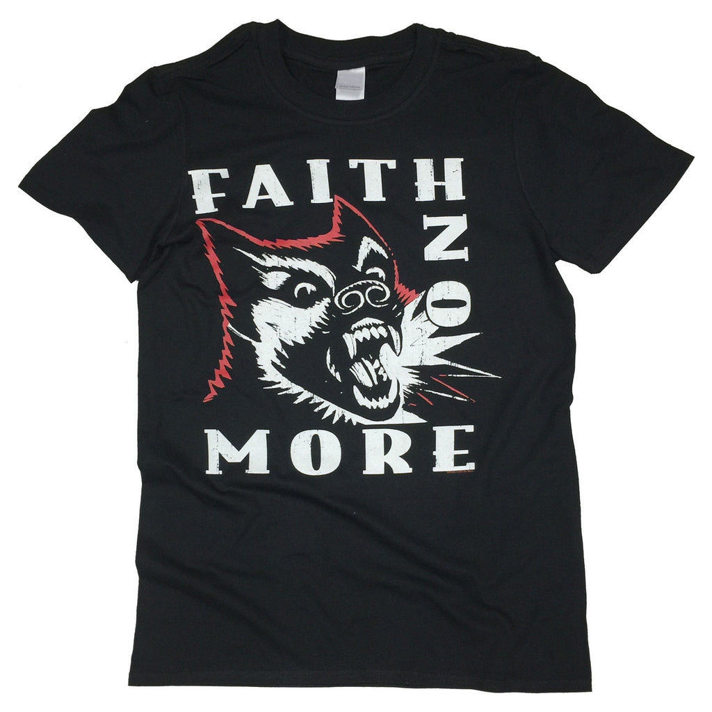 Faith No More Vintage Dog Official Music T-Shirt