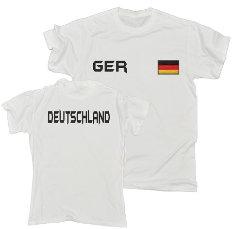 123t Germany Supporter T-Shirt