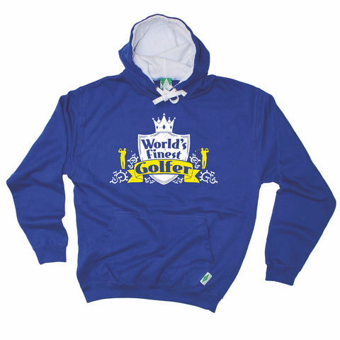 Out Of Bounds World's Finest Golfer Golfing Hoodie