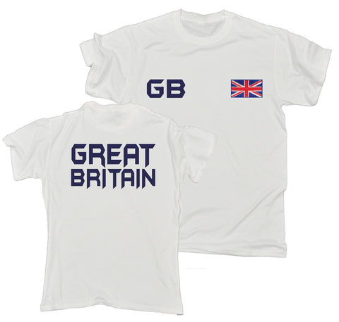 123t Great Britain Supporter T-Shirt