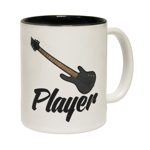 Banned Member Guitar Player Funny Mug