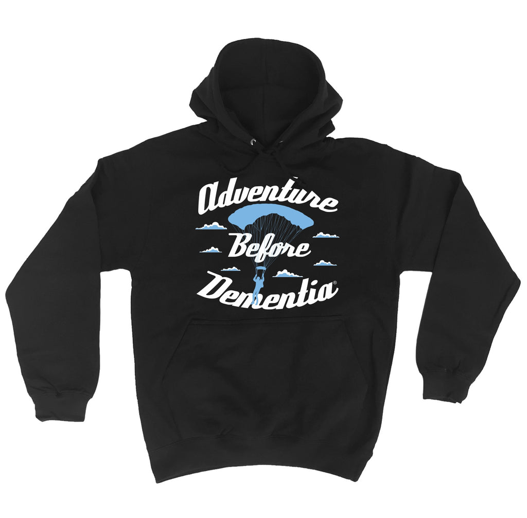 123t Adventure ... Parachute Graphic Design Funny Hoodie - 123t clothing gifts presents
