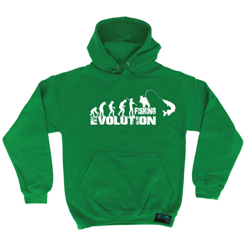 Drowning Worms Evolution Fishing Hoodie