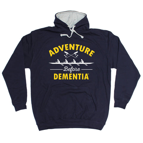 123t Adventure Before Dementia Rowing Graphic Design Funny Hoodie - 123t clothing gifts presents