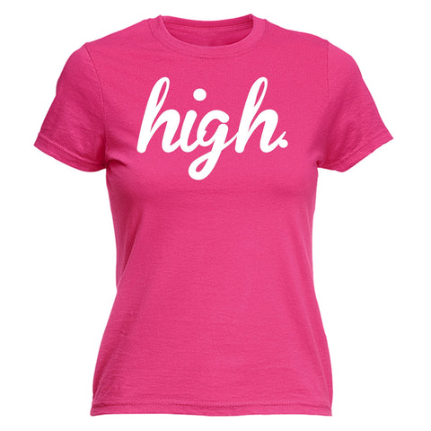 123t Women's High Funny T-Shirt