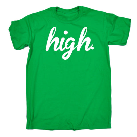 123t Men's High Funny T-Shirt
