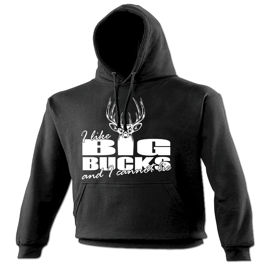 123t I Like Big Bucks And I Cannot Lie Funny Hoodie