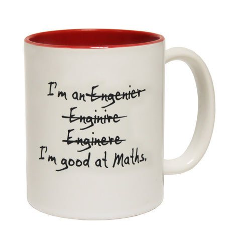 123t Engineer Funny Mug, 123t Mugs