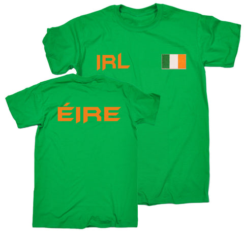 123t Ireland Supporter T-Shirt