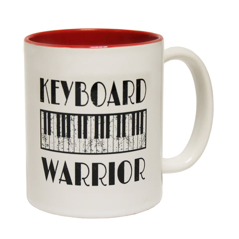 Banned Member Keyboard Warrior Funny Mug