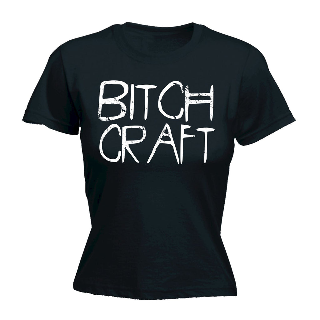 123t Women's Bitch Craft - FITTED T-SHIRT