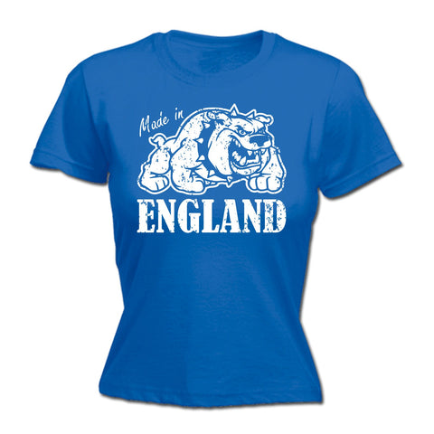 123t Women's Made In England Funny T-Shirt
