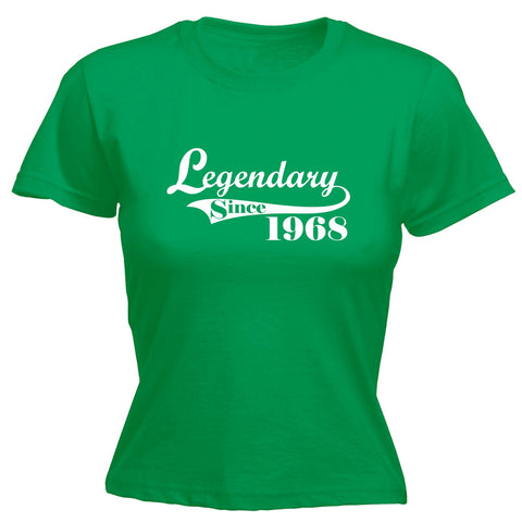 123t Women's Legendary Since 1960 Funny T-Shirt