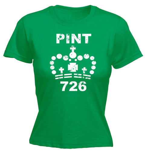 123t Women's Pint 726 - FITTED T-SHIRT