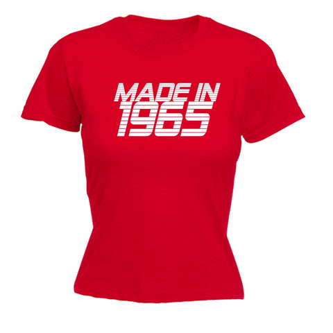 123t Women's Made In 1960 Funny T-Shirt