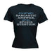 123t Funny Joke -  Women's If You Don't Want A Sarcastic Answer Don't Ask A Stupid Question - Offensive Rude FITTED T-SHIRT