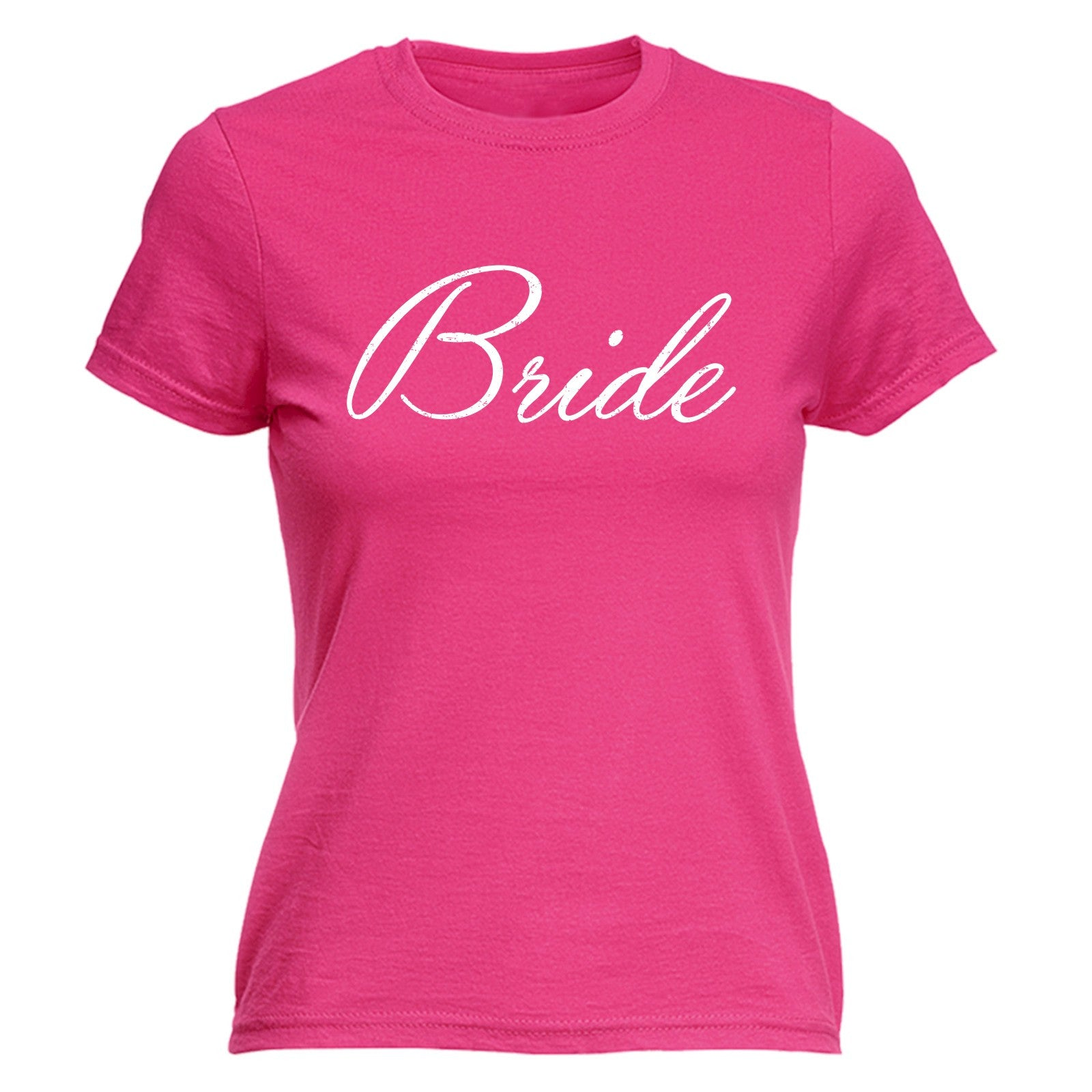Bride womens t shirt marriage wedding hen night party soon for Novelty bride wedding dress t shirt