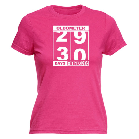 123t Women's Oldometer 29 30 Funny T-Shirt