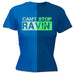123t Women's Can't Stop Ravin Glow In The Dark Funny T-Shirt