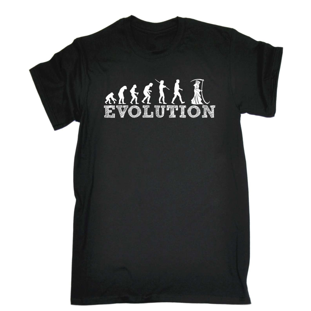 123t Mens - Evolution Reaper -  T-SHIRT