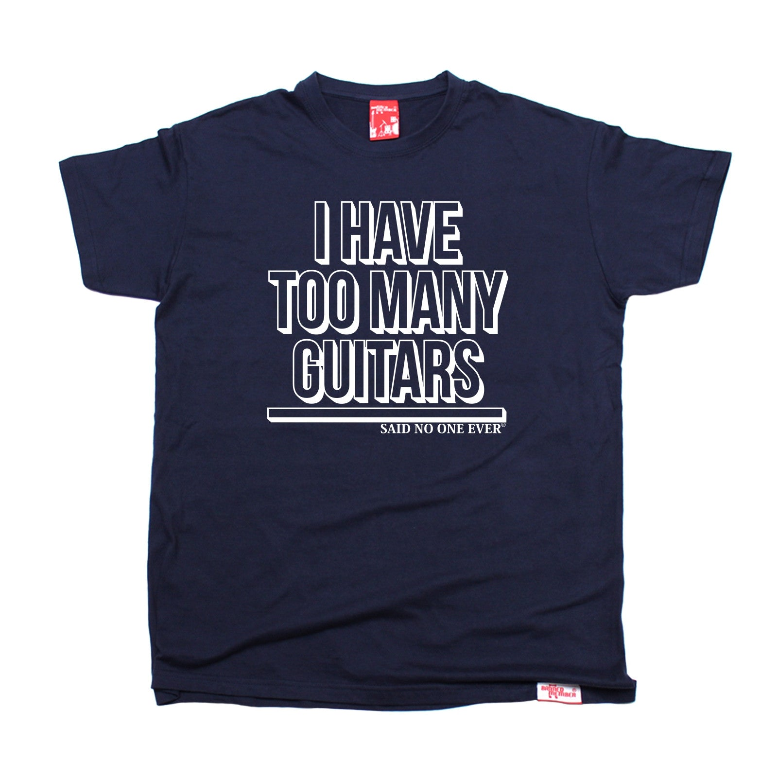 i have too many guitars t shirt music strings instrument band birthday gift 123t ebay. Black Bedroom Furniture Sets. Home Design Ideas