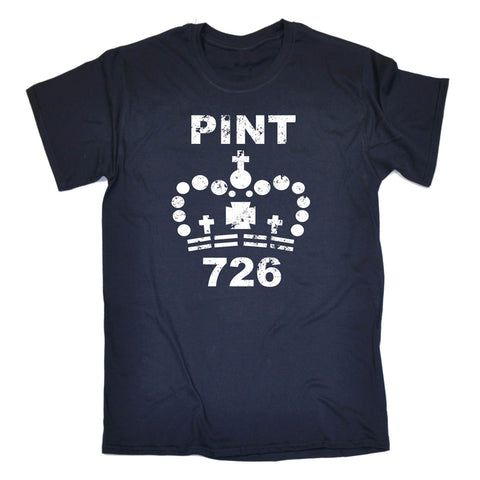 123t Men's Pint 726 T-SHIRT