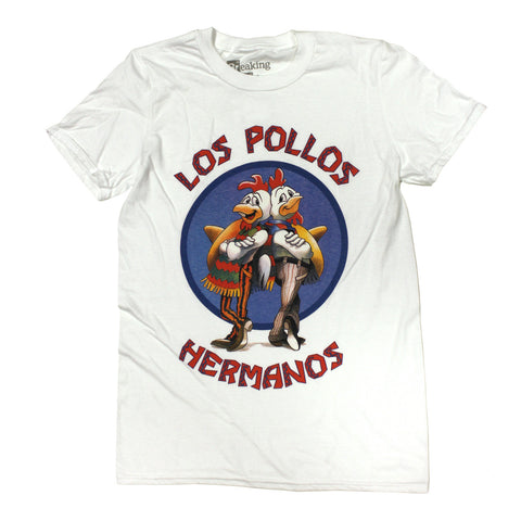 Los Pollos Hermanos Breaking Bad Official T-Shirt