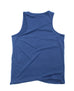 Blumberg Australia Men's B 1971 AUS Breast Pocket Design Premium Vest Tank Top