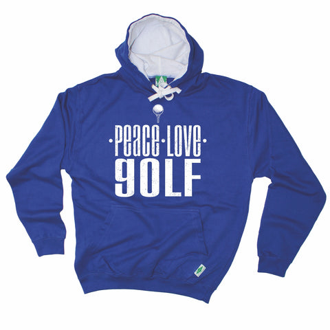 Out Of Bounds Everyday Is An Awesome Day When You Golf Golfing Hoodie