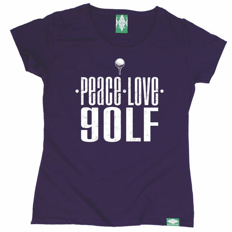 Out Of Bounds Women's Everyday Is An Awesome Day When You Golf Golfing T-Shirt