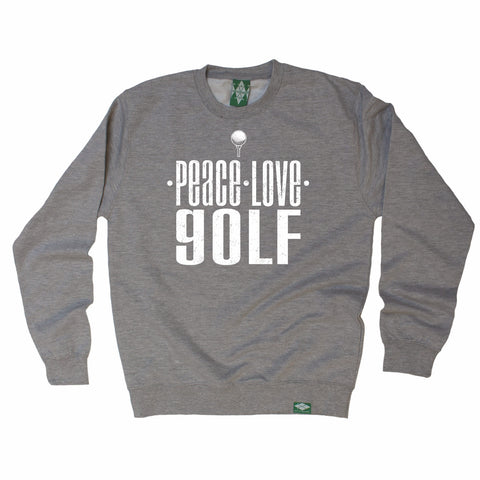 Out Of Bounds Everyday Is An Awesome Day When You Golf Golfing Sweatshirt