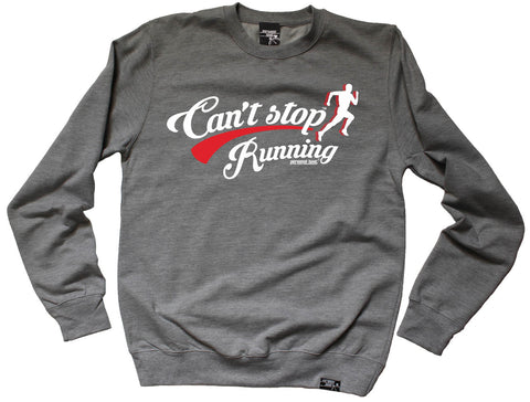 Personal Best Can't Stop Running Sweatshirt