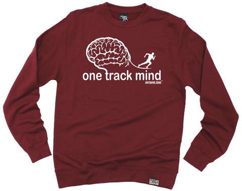 Personal Best One Track Mind Running Sweatshirt