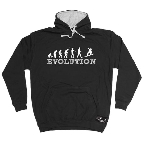 Powder Monkeez Evolution Snowboarding Snowboard Hoodie