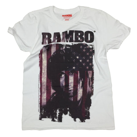 Rambo Sylvester Stallone - Official T-SHIRT