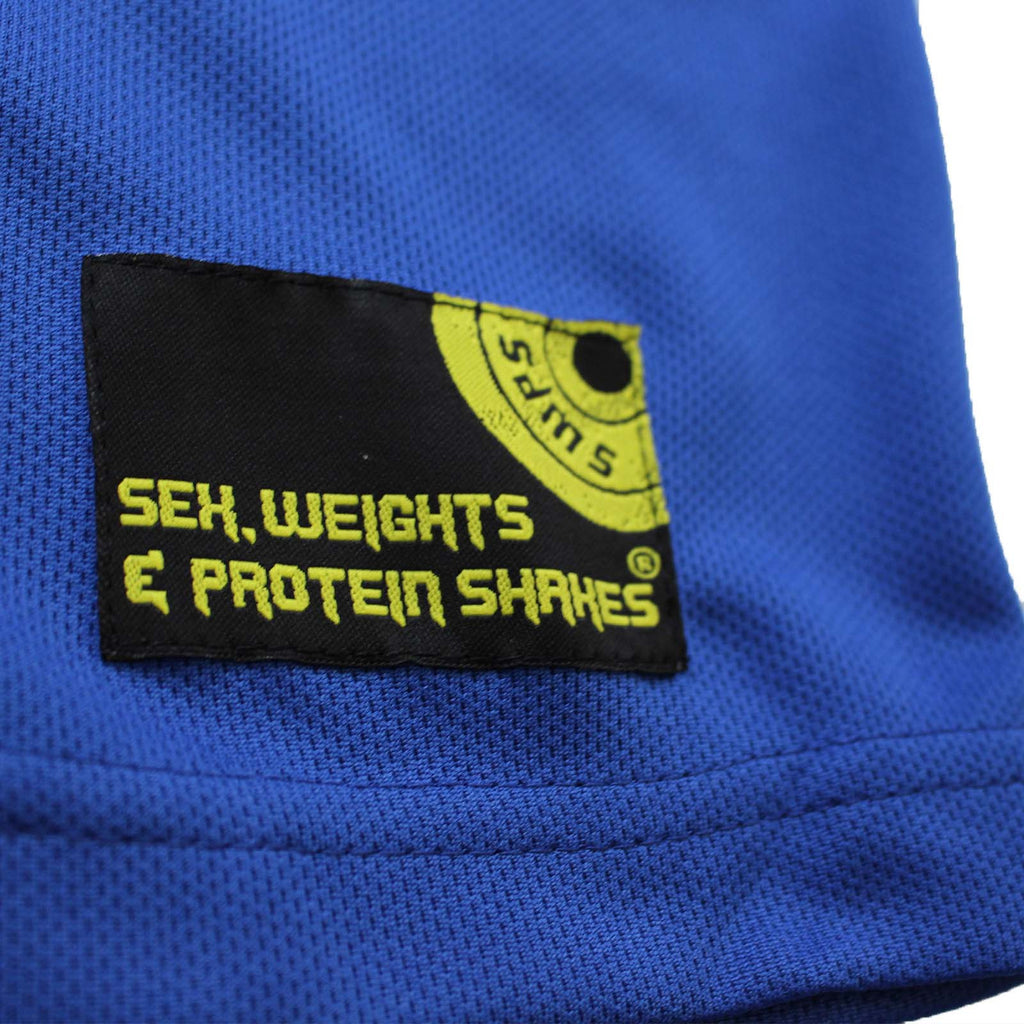 SWPS Not On Steroids But Ill Take That As A Compliment Dry Fit Sports T-SHIRT