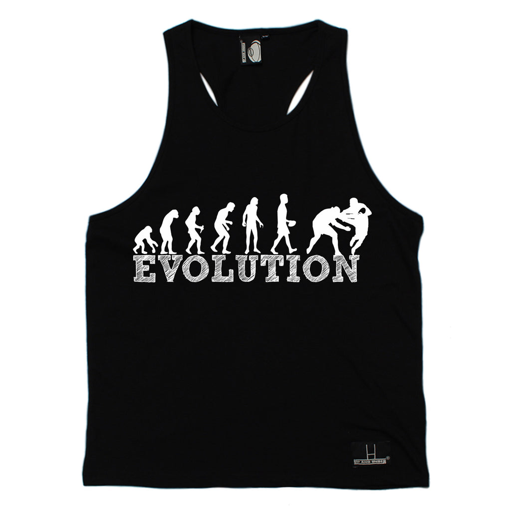 Up And Under Evolution Rugby Men's Tank Top