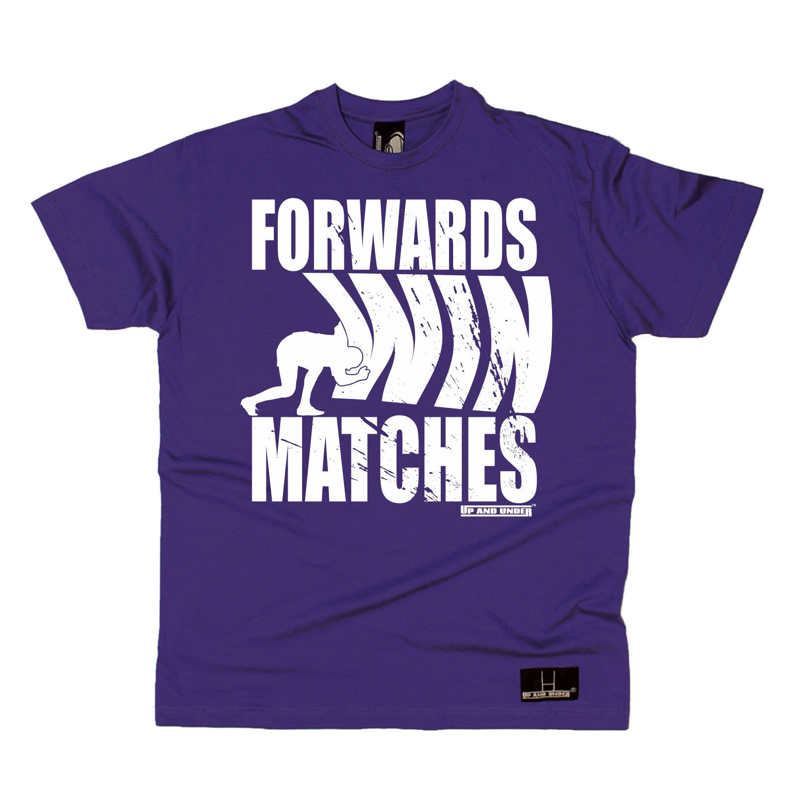 Forwards Win Matches T Shirt Tee Rugby Rugga Team Funny