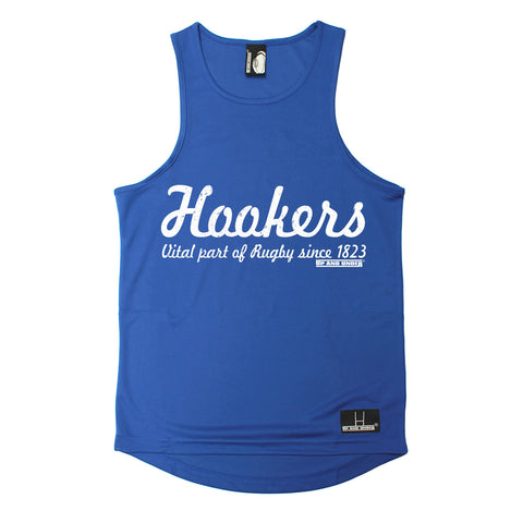 Up And Under Hookers Part of Rugby Since 1823 Men's Training Vest