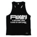 Up And Under A Hooligan's Game Played By Gentlemen Rugby Men's Tank Top