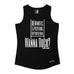 Up And Under Wanna Ruck ? Rugby Girlie Training Vest