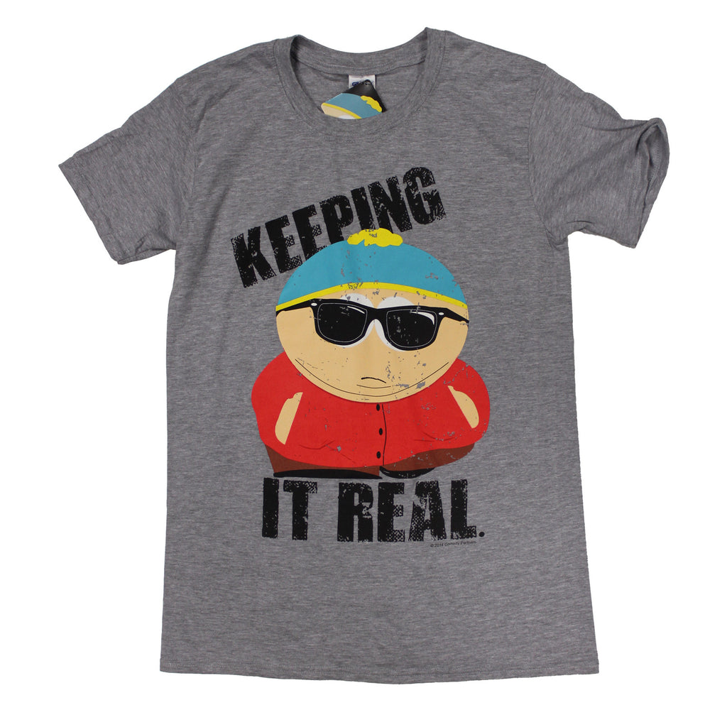 South Park Keeping It Real Official T-Shirt