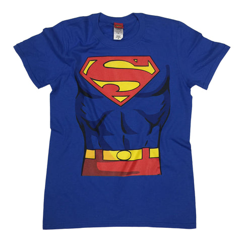 Superman Body Official T-Shirt