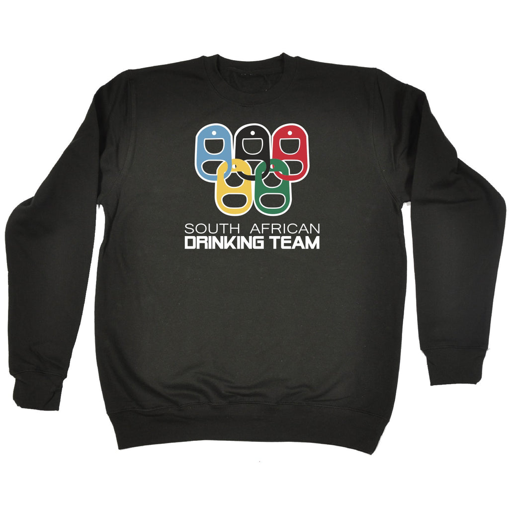 123t South African Drinking Team - SWEATSHIRT