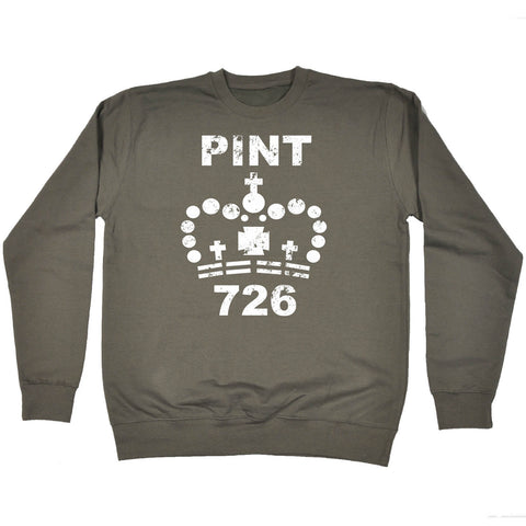 123t Pint 726 - SWEATSHIRT