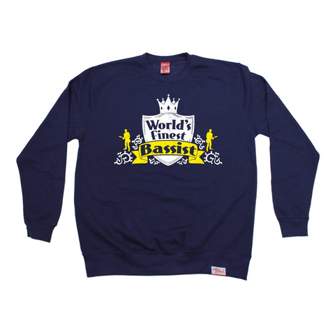 Banned Member World's Finest Drummer Drumming Sweatshirt