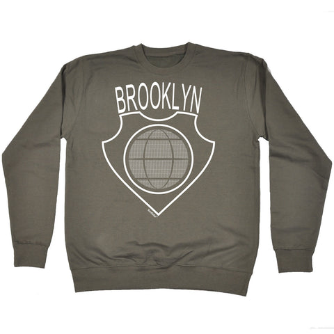 123t Brooklyn Funny Sweatshirt