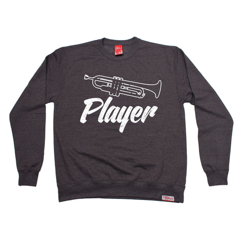 Banned Member Trumpet Player Brass Sweatshirt
