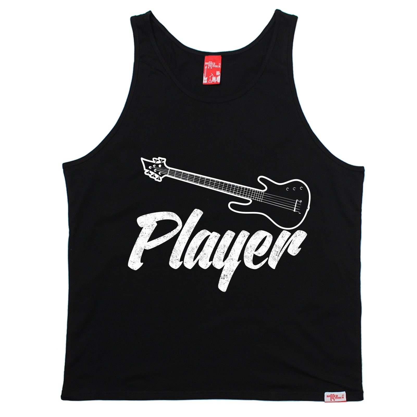 Bass Player Banned Member UNI VEST Birthday Gift Fashion